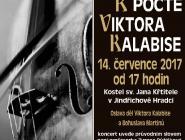 Koncert k poctě Viktora Kalabise