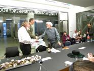 Tisková zpráva - Vzácné setkání na UTB Zlín